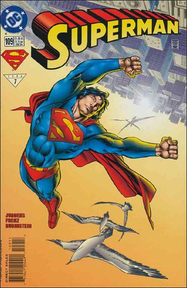 Superman (1987) 109-A by DC