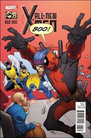 All-New X-Men 33-D