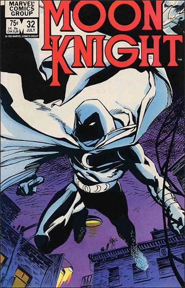 Moon Knight (1980) 32-A by Marvel