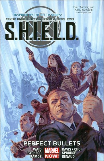 S.H.I.E.L.D. 1-A by Marvel
