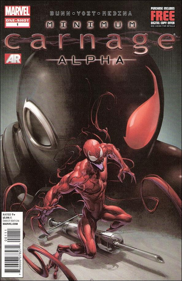 Minimum Carnage: Alpha 1-A by Marvel
