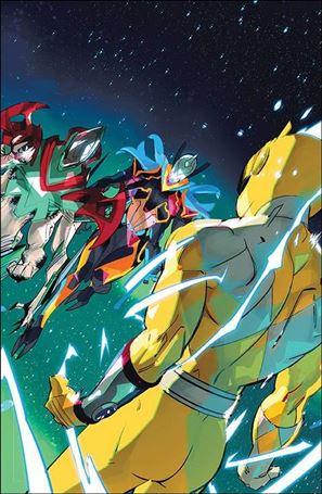 Power Rangers 11-D