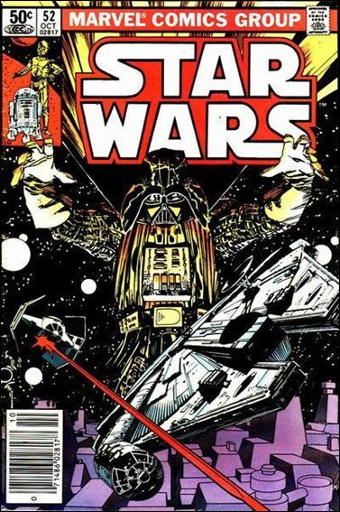 Star Wars (1977) 52-A by Marvel