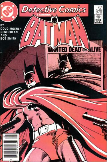 Detective Comics (1937) 546-A by DC
