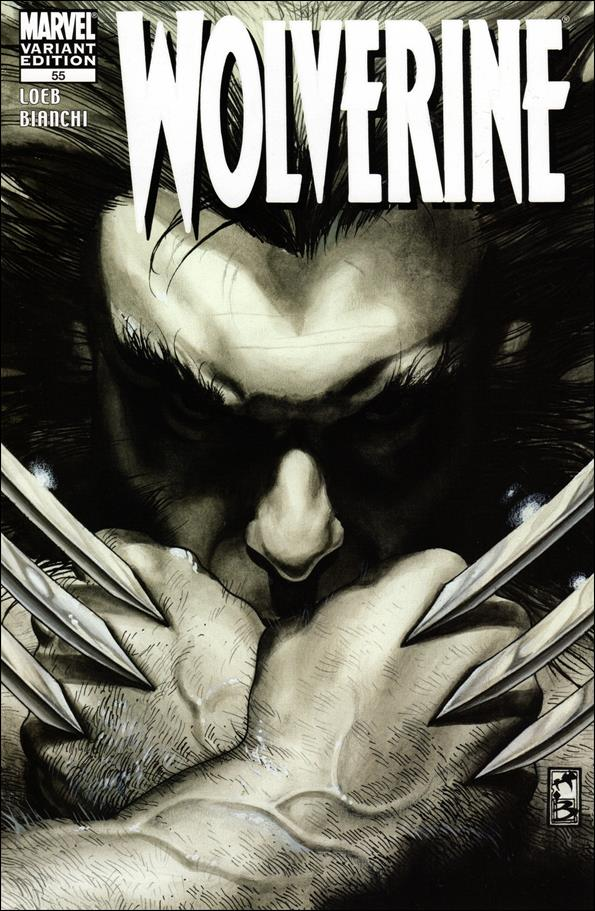 Wolverine (2003)  55-B by Marvel