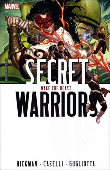 Secret Warriors 3-A by Marvel