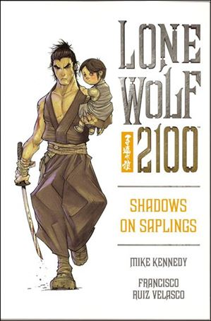 Lone Wolf 2100 1-A