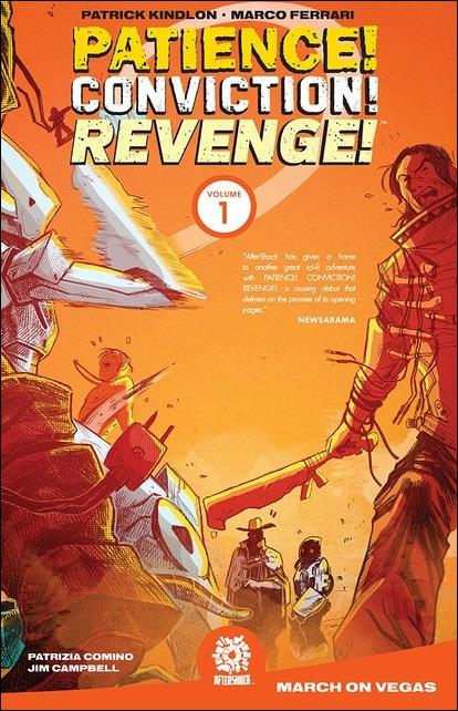Patience! Conviction! Revenge! 1-A by AfterShock