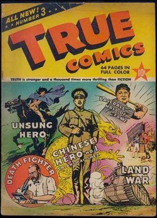 True Comics 3-A