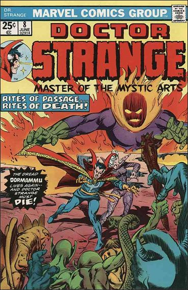 Doctor Strange (1974) 8-A by Marvel