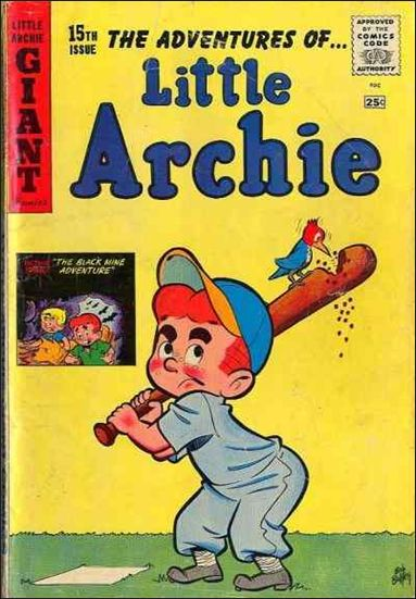 Little Archie 15-A by Archie