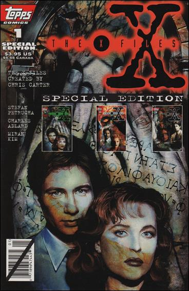 X-Files Special Edition 1-A by Topps