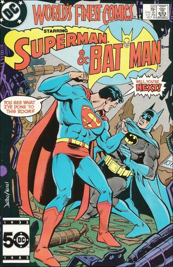 World's Finest Comics 320-A by DC