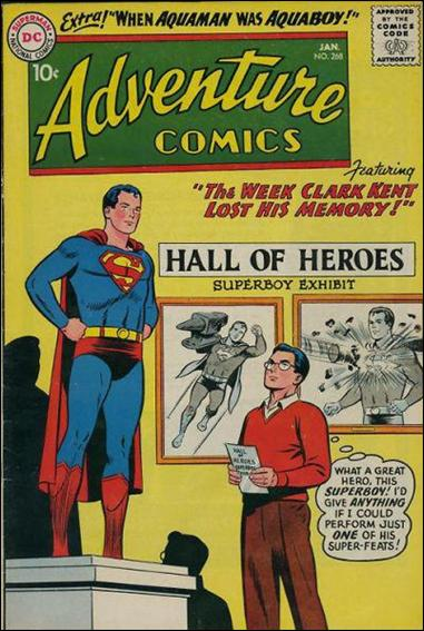 Adventure Comics (1938) 268-A by DC