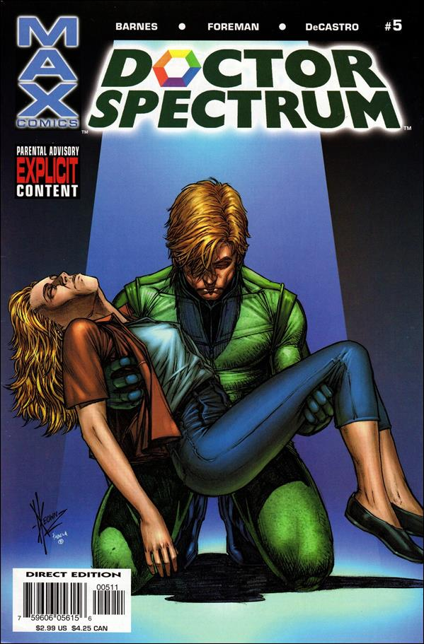 Doctor Spectrum 5-A by Max