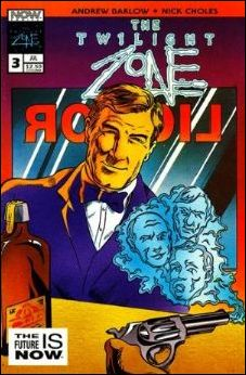 Twilight Zone (1993) 3-A by Now Comics