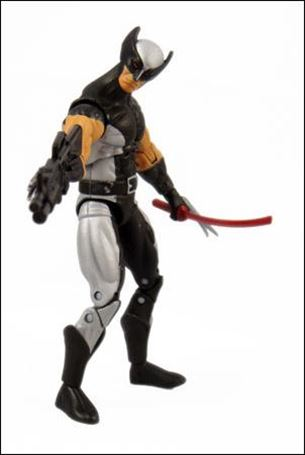Marvel Universe (Series 1) Wolverine (X-Force Costume) - Loose