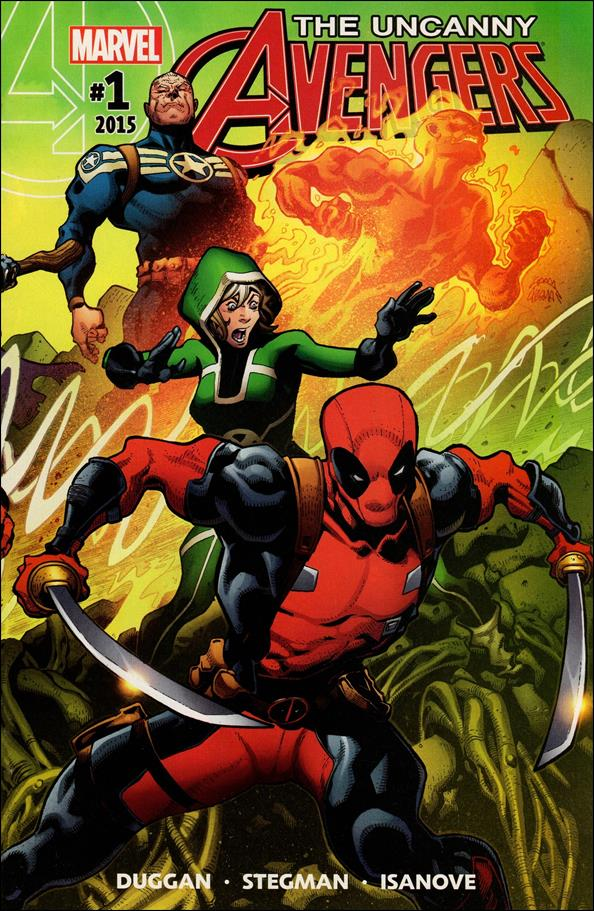 Uncanny Avengers (2015/12) 1-A by Marvel