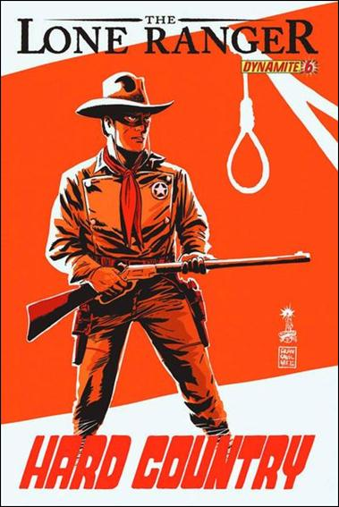 Lone Ranger (2012) 6-A by Dynamite Entertainment