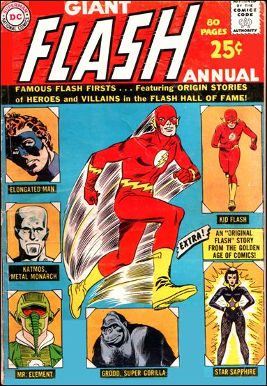 Flash Annual (1963) 0.2-A by DC