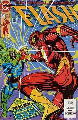 Flash (1987) 71-A by DC