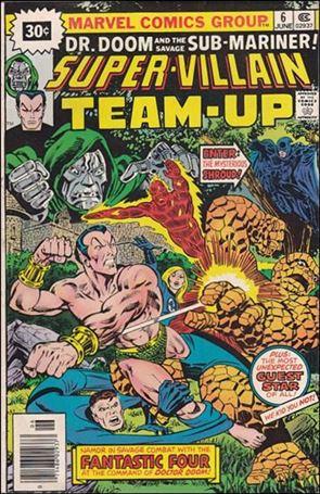 Super-Villain Team-Up 6-B