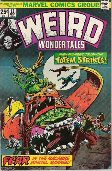 Weird Wonder Tales 13-A by Marvel