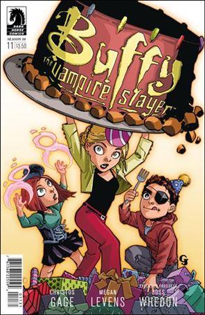 Buffy the Vampire Slayer Season 10 11-B