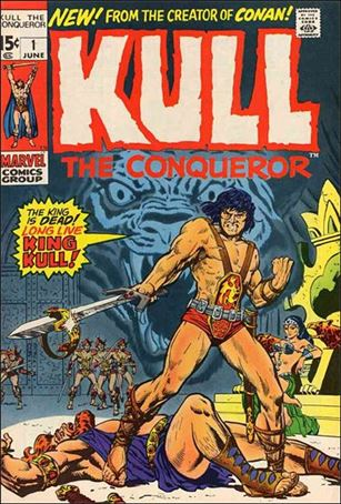 Kull the Conqueror (1971) 1-A