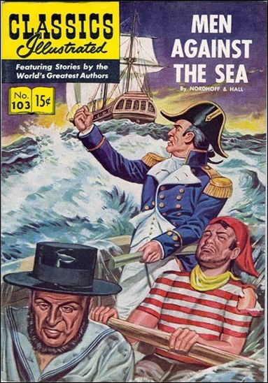 Classic Comics/Classics Illustrated 103-A by Gilberton