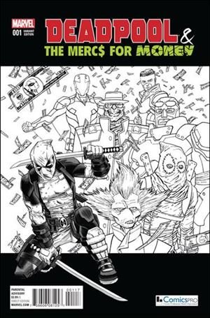 Deadpool & The Mercs for Money 1-F