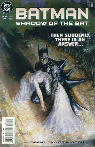Batman: Shadow of the Bat 64-A by DC