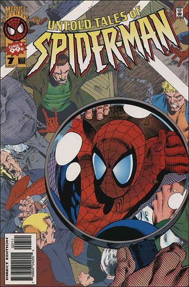 Untold Tales of Spider-Man 7-A by Marvel