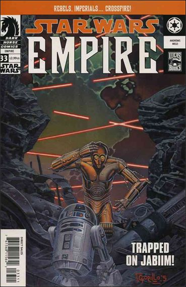 Star Wars: Empire 33-A by Dark Horse