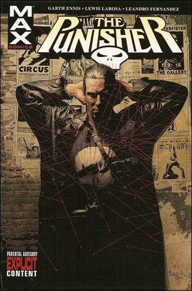 Punisher (2005) 1-A by Max