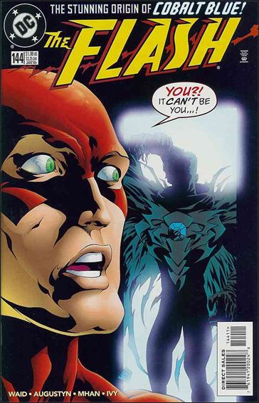 Flash (1987) 144-A by DC