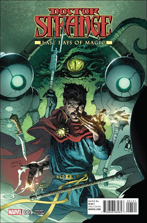 Doctor Strange: The Last Days of Magic 1-C