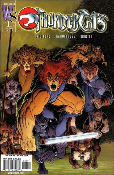 ThunderCats (2002) 1-A by WildStorm