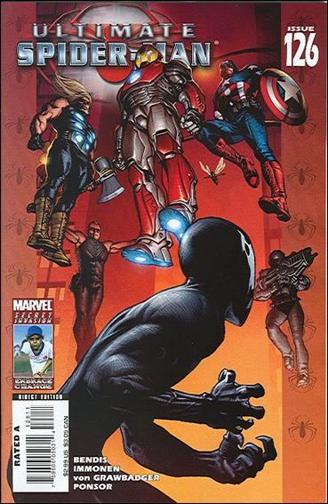Ultimate Spider-Man (2000) 126-A by Marvel