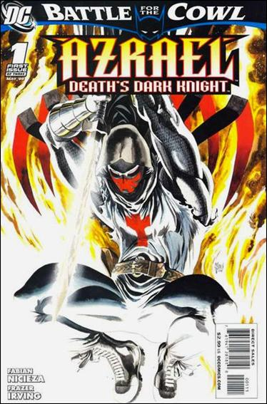 Azrael: Death's Dark Knight 1-A by DC