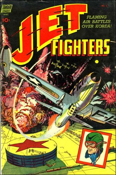 Jet Fighters 5-A by Standard