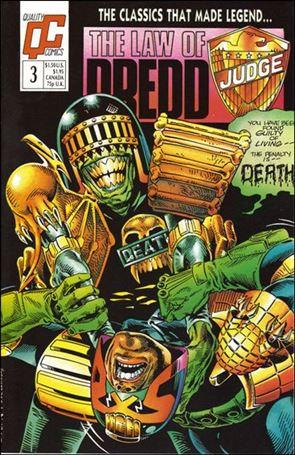 Law of Dredd 3-A