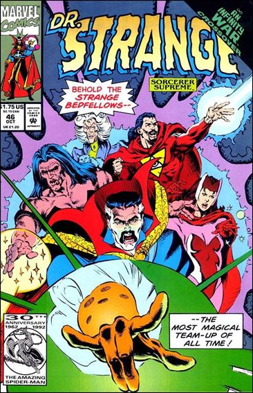 Doctor Strange, Sorcerer Supreme 46-A by Marvel