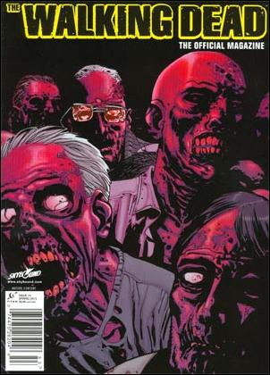 Walking Dead: The Official Magazine 3-A by Skybound Entertainment