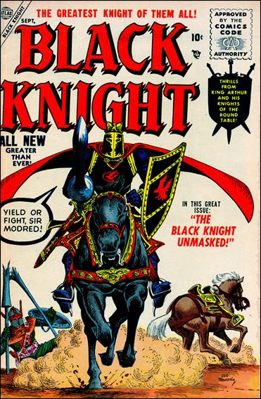 Black Knight (1955) 3-A by Atlas
