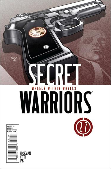 Secret Warriors 27-A by Marvel