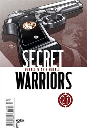 Secret Warriors 27-A