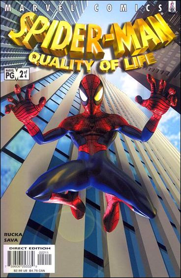 Spider-Man: Quality of Life 2-A by Marvel