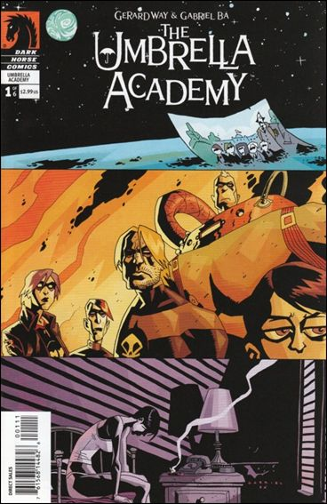 Umbrella Academy: Apocalypse Suite 1-D by Dark Horse