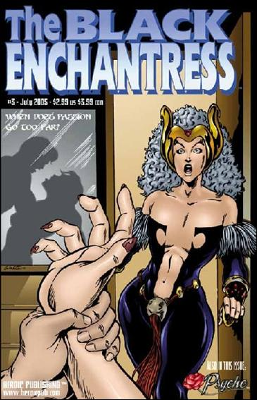 Black Enchantress 3-A by Heroic Publishing